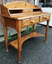 Ducal 'Victoria' Pine Console / Dressing Table
