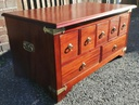 Merchant Style Coffee Table / TV Stand / Chest