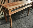 Sheesham Console Table