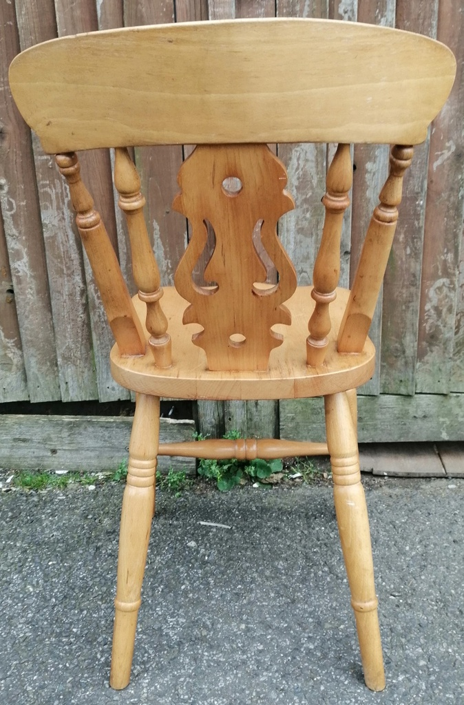 Fiddle Back Dining Chair