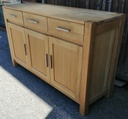 Quality Oak Sideboard