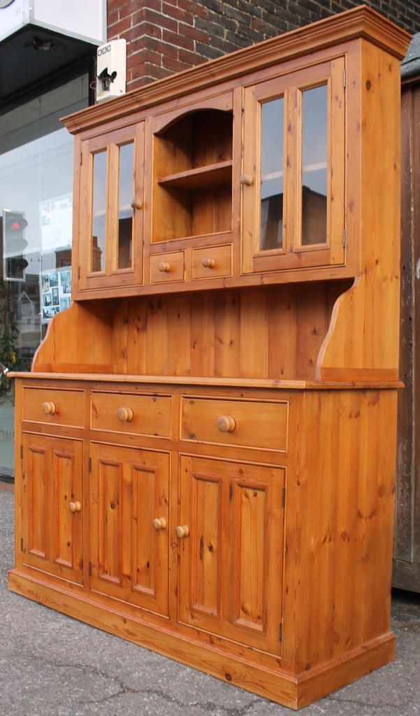 5ft Country Farmhouse Pine Dresser