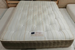 "[19600] 4ft6"" Rest Assured 'Latex Ortho Mist 1000' Mattress"