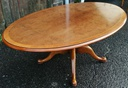 Repro Oval Coffee Table