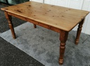 "4ft11"" Pine Table"