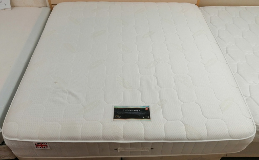 6ft SOMNIOR BEDS 'SOVEREIGN' Mattress