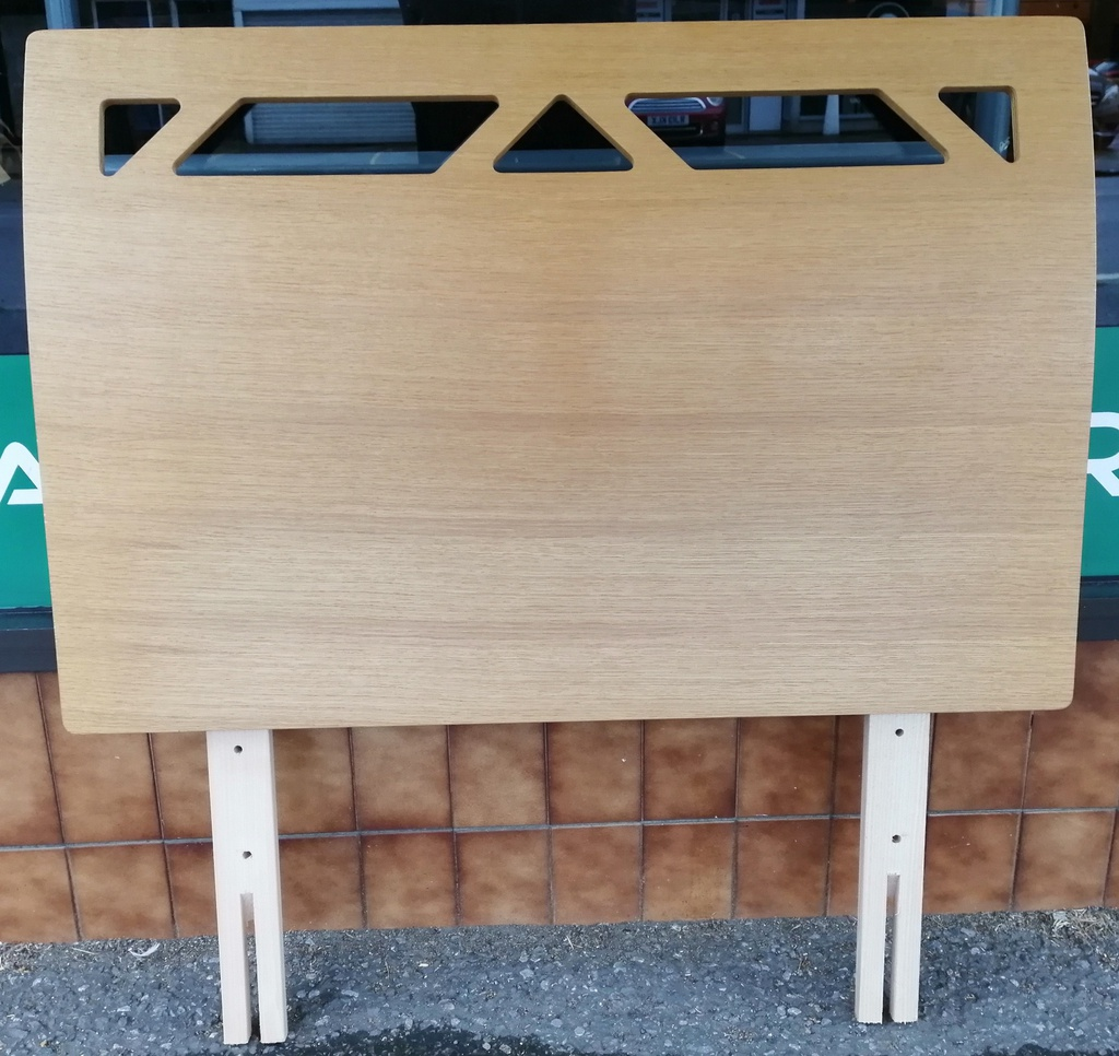 3ft Oak Headboard